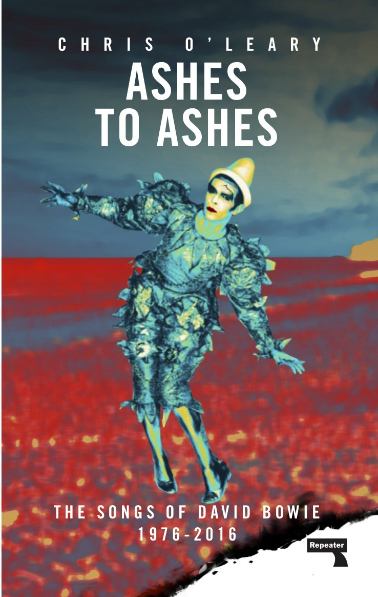 Ashes to Ashes by Chris O'Leary