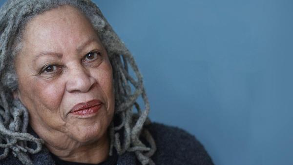 Toni Morrison, via Penguin Randomhouse (Michael Lionheart)