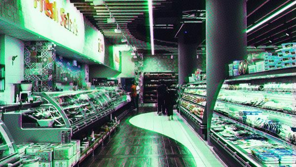 haunted grocery store