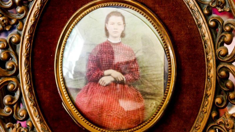 Image of Aurelia Gee, mother of Robert Lafayette Gee (Alex Gee)