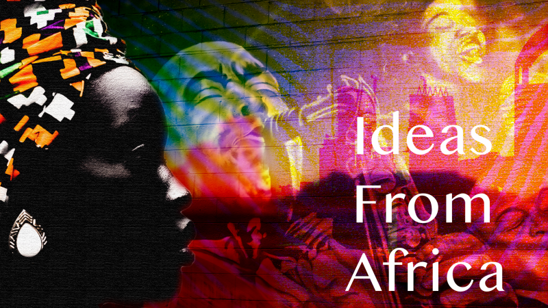 Ideas From Africa series from CHCI and TTBOOK