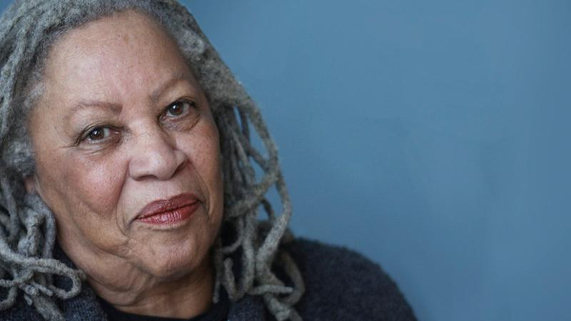 Toni Morrison, via Penguin Randomhouse (Michael Lionheart)