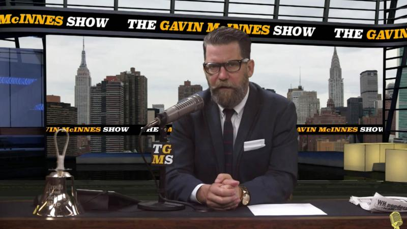 Several Proud Boys members say they joined the group after watching founder Gavin McInnes on his online talk show.